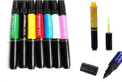 stylo nail art